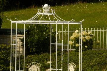 Gartenpavillion